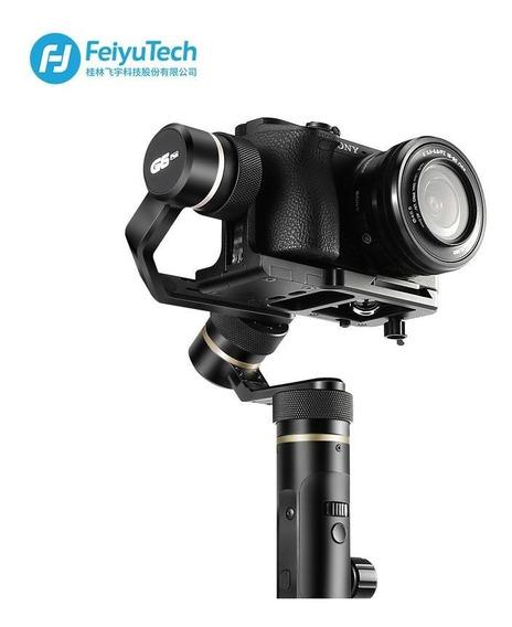 Estabilizador Feiyu G6 Plus Câmeras/gopro/smartphone + Tripé