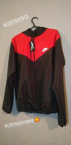 Jaqueta Corta Vento Nike Refletivo