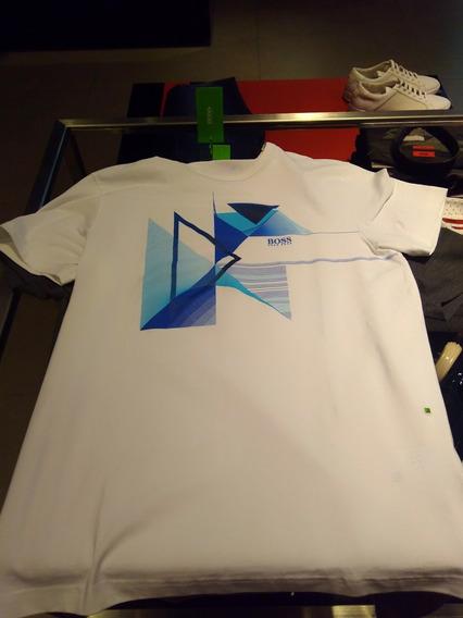 Camisa Simples Com Estampa
