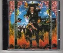 Cd Cd Steve Vai Passion And Warfa Steve Vai