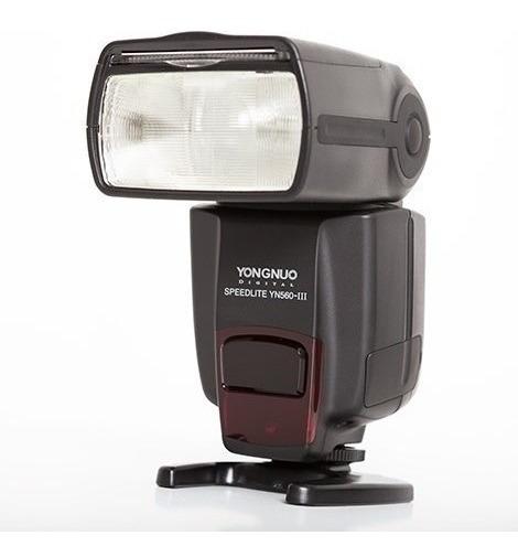 Flash Yongnuo Yn560 Iii Universal Para Canon Nikon