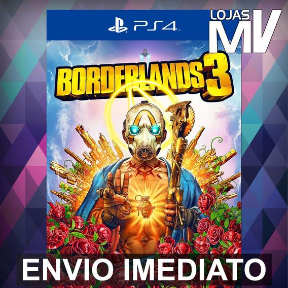 Borderlands 3 - Playstation 4 Ps4 Código 12 Dígitos