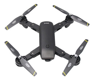 Drone Daming DM107S con cámara Full HD black