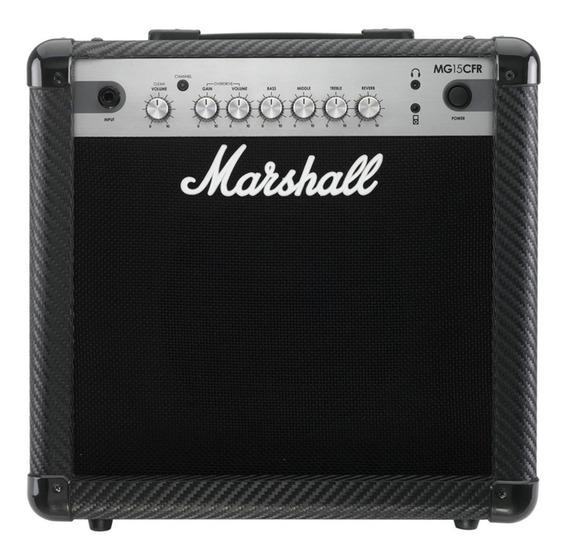 Amplificador Guitarra Electrica Marshall Mg15cfr 15w
