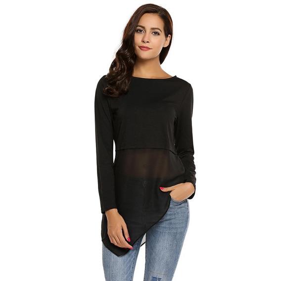 d302b5a14636 Camisetas Mujer Moda - Ropa y Accesorios en Mercado Libre Argentina