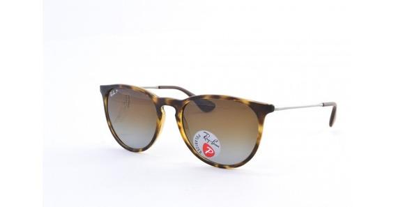 Óculos De Sol Ray Ban Erika Rb4171l 710/t5 Acetato Unissex