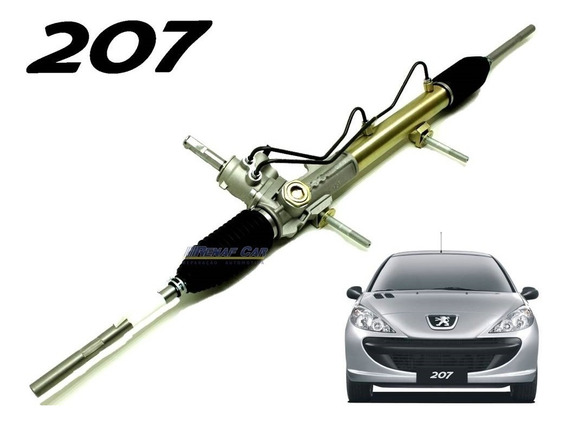 Caixa De Direção Hidráulica Peugeot 207 1.4 2008 Até 2015
