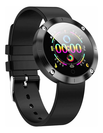 Oukitel W2 Fitness Tracker, Reloj Inteligente Bluetooth C