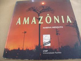 Livro Amazonia Marina Mesquita Unip Bilingue