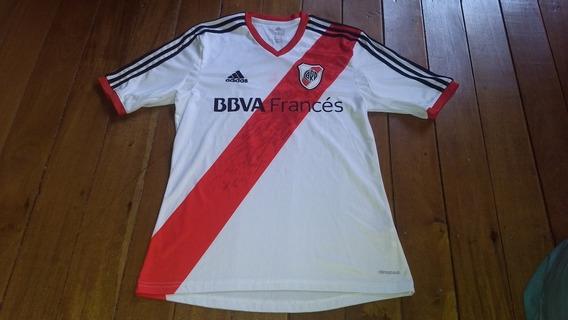 Camiseta De River Plate Campeón 2013 adidas Talle M