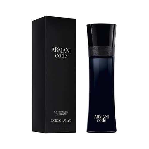 Perfume Armani Code Giorgio Armani 125ml Edt Men + Brinde