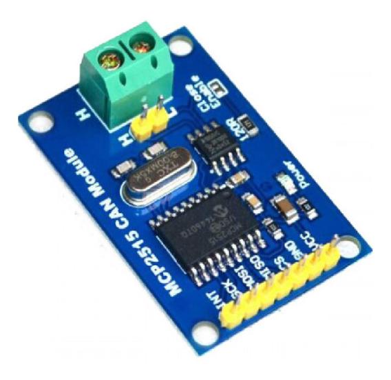 Can Bus Mcp2515 Tja1050 Obdii Uodb Pra Arduino Sensor Esp32