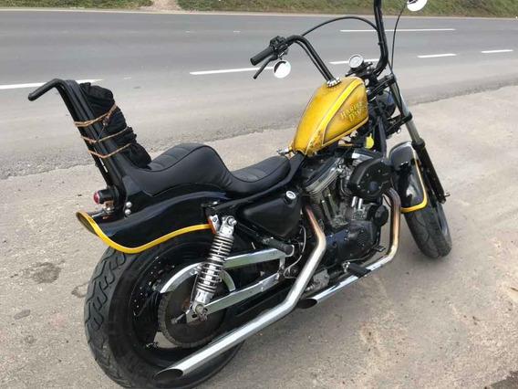 Harley-davidson Sporter Xl 1200