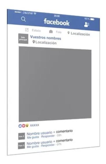 Cartel Cuadro Marco De Fotos Instagram Facebook Imprimible