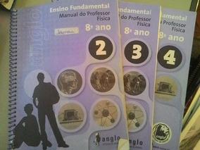 Livro Física - Ensino Fundamental - 8º Ano - Volumes 2/3/4