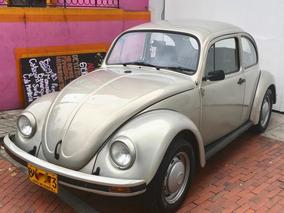 Volkswagen Escarabajo 1.600 Inyección