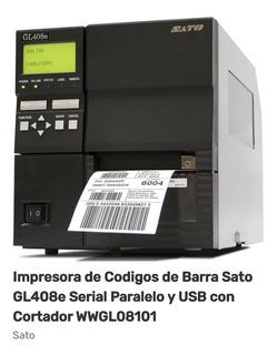 Impresora Sato Gl 408 E