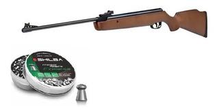 Rifle Aire Comprimido Crosman Vantage 5,5 Mm Nitro Piston
