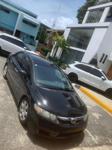 Honda Civic 2010 Negro