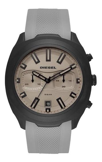 Relógio Diesel Masculino Tumbler Grafite Dz4498/8cn