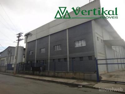 Galpao Comercial Para Locacao, Jardim Do Rio Cotia, Granja Viana - L-906