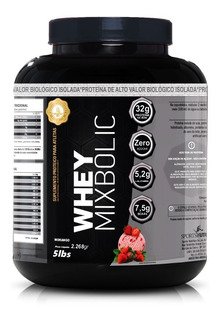 Whey Protein Mix Bolic 2.268g/ 5 Lbs Sports Nutrition