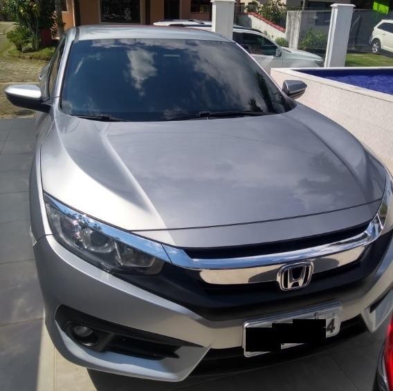 Honda Civic Exl Cvt 2.0 Flex