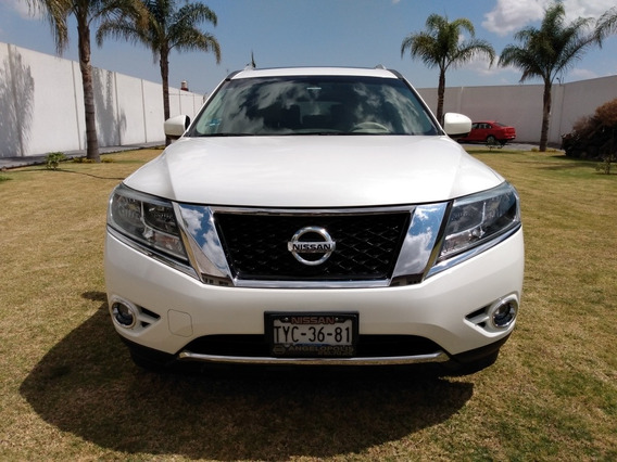 Nissan Pathfinder 3.5 Exclusive Awd Mt 2014