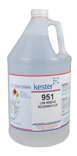 Kester 951 No-clean Flux, 1 Galón
