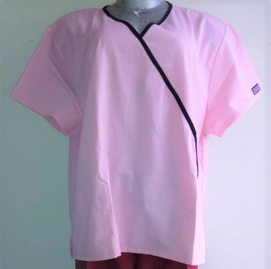 Uniforme Médico Blusa Mono Quirúrgico Tela Gabardina L Imp