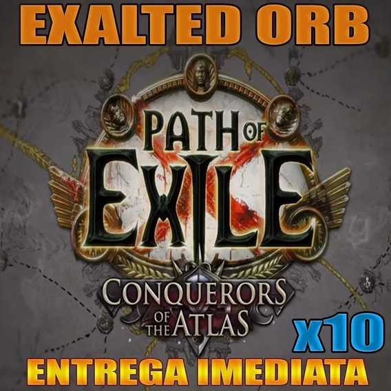 Exalted Orb - Standard - Pc