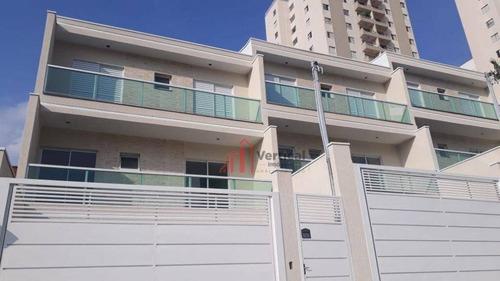 Sobrado Com 2 Dormitórios À Venda, 74 M² Por R$ 550.000,00 - Vila Prudente (zona Leste) - São Paulo/sp - So2255