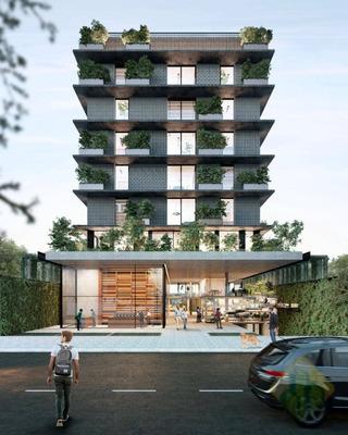 Lançamento! - Apartamento Com 1 Dormitório À Venda, 58 M² Por R$ 570.960 - Tambaú - João Pessoa/pb - Cod Ap0762 - Ap0762