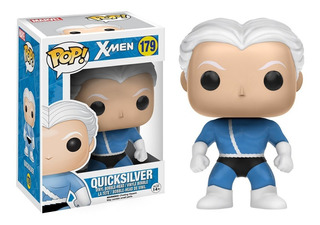 Funko Pop Quicksilver #179 X-men Marvel Regalosleon