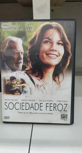 Sociedade Feroz -dvd