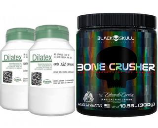 2 Dilatex + 1 Bonecrusher 300g