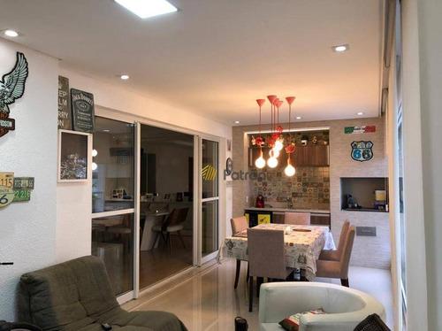 Imagem 1 de 29 de Domo Life 3 Dormitórios À Venda, 155 M² Por R$ 1.350.000 - Centro - São Bernardo Do Campo/sp - Ap3336