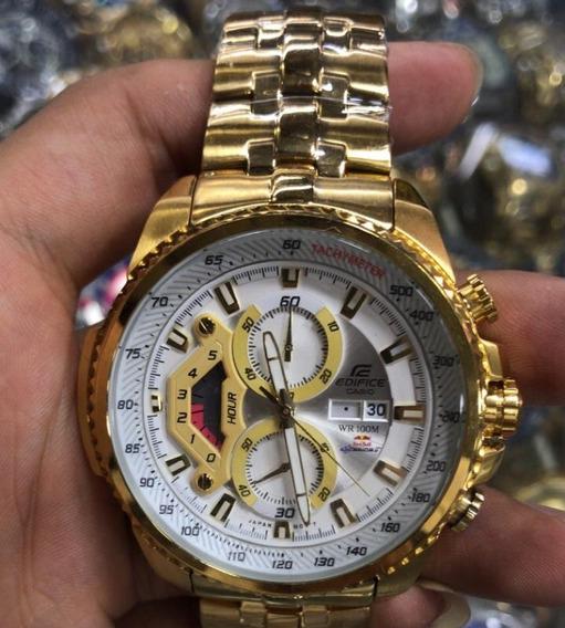 Relógio Casio Masculino Edifice Cronógrafo