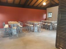 Renta De Mesas Vintage, Periqueras, Salas Lounge Y Mas!