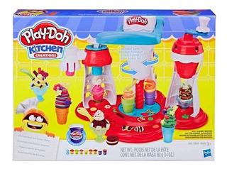 Play-doh - Juego Super Fabrica Helados - Original