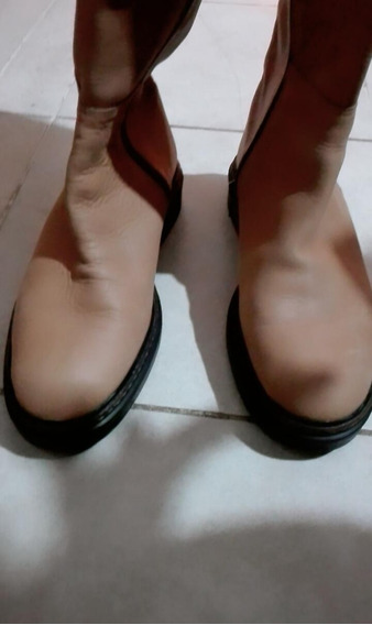 Botas Bucaneras De Cuero Pepe Cantero