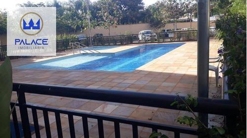 Apartamento Com 2 Dormitórios, 45 M² - Venda Por R$ 200.000 Ou Aluguel Por R$ 700/mês - Jardim São Francisco - Piracicaba/sp - Ap0658