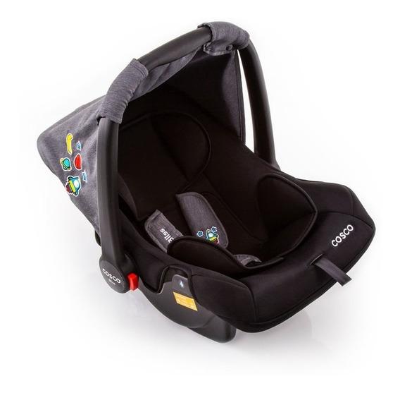 Bebê Conforto Bliss Cosco Cinza Patch