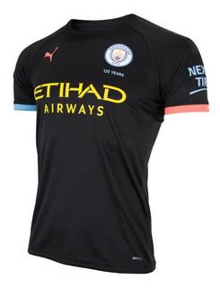 Camisa Manchester City Ii 19/20 Torcedor Puma A Pron Entrega