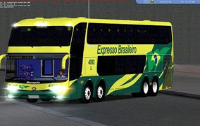 Patch Mod Bus Simulador De Ônibus - 18 Wheels Of Steel Pttm