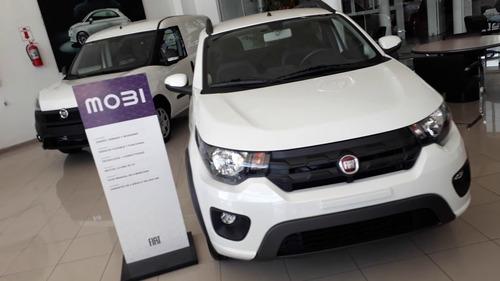 Fiat Mobi 0 Km Plan Nacional. Financiacion Hasta 100%  R-