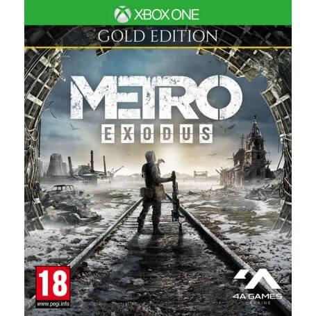 Metro Exodus Gold Edition Envio Imediato