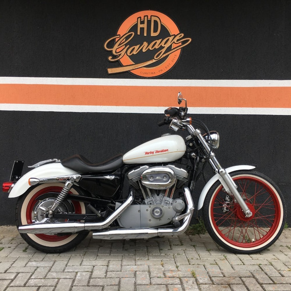 Harley Davidson Xl 883 Custom 2004 Carburada