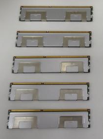Kit 5 Memórias Smart 4gb 2rx4 Ddr3 10600r-09-10 P/ Servidor