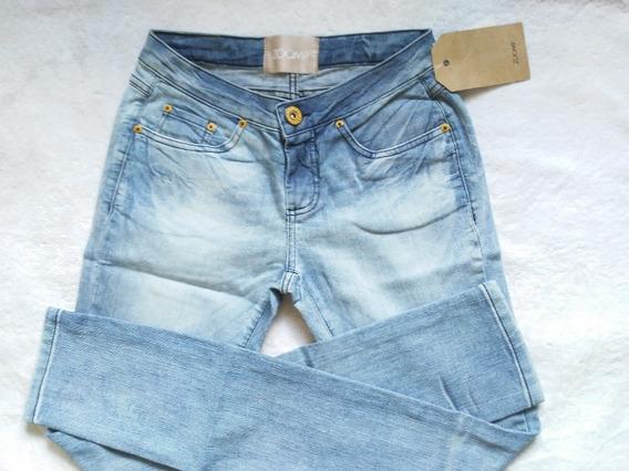Calça Jeans Feminina Da Zoomp 40 - Ref. 020110552
